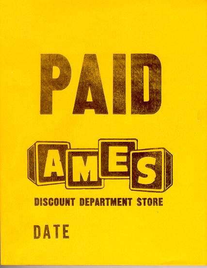 Ames Department Store Ames Department Store –